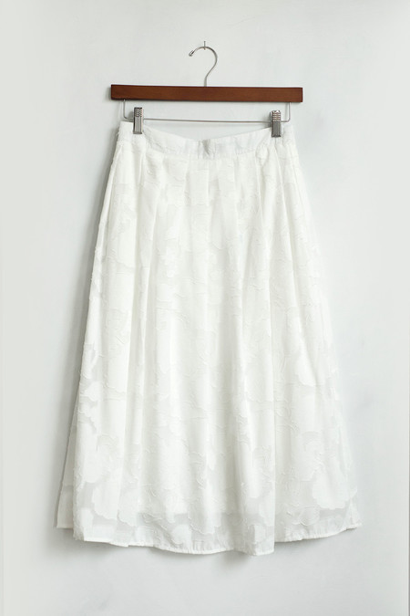 Sunday Supply Co. White Tea Skirt