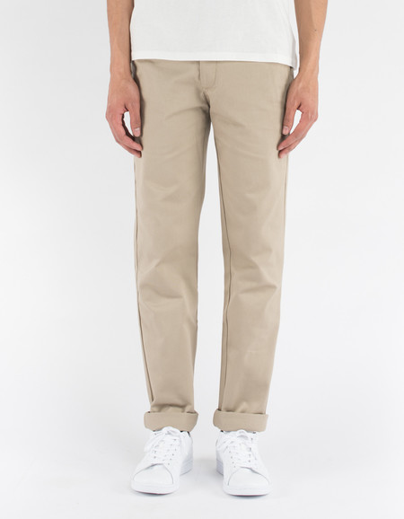 Tellason Tapered Chino Cramerton Army Cloth