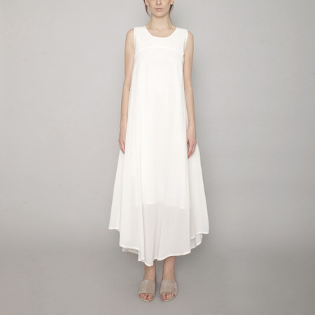 7115 by Szeki Trapeze Maxi - Off-White - SS17