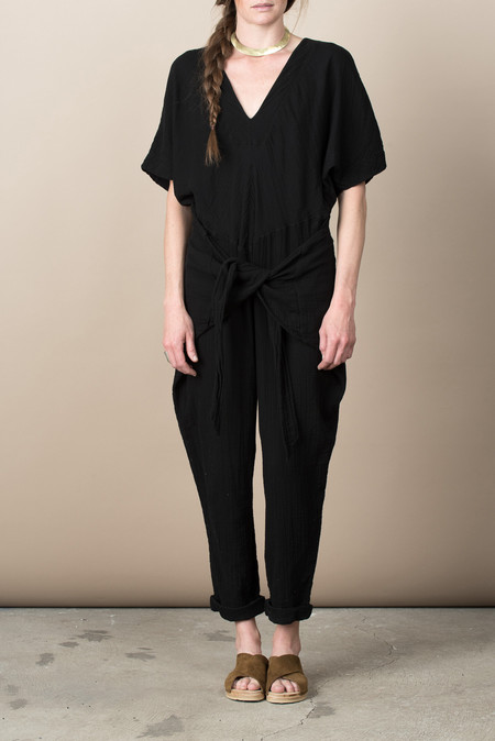Pharaoh Andrea Jumpsuit In Black
