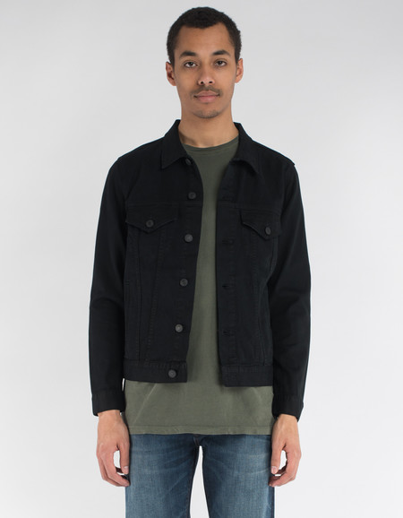 Neuw Denim Jacket Stealth Black