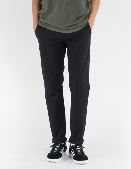 Neuw Modernist Chino Black