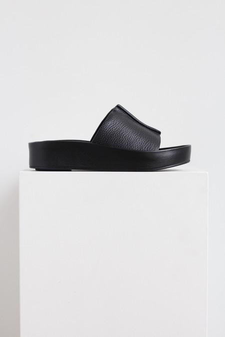Sol Sana Anika black platform sandal