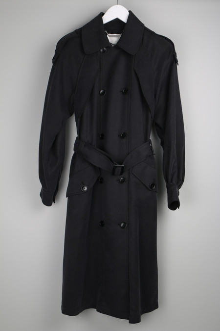 Ashley B. Classic Trench