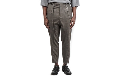 Chapter CLAUS TROUSER - CHARCOAL