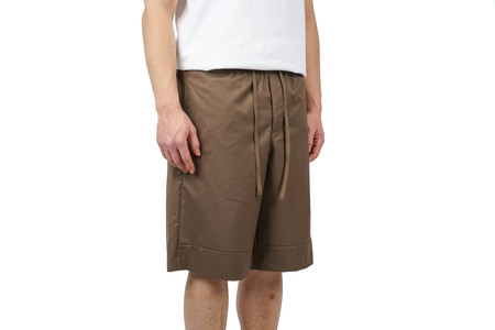 "Stampd Suit Short ""Olive"""