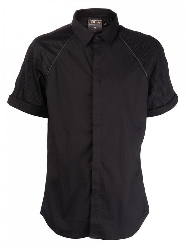 Sons Of Heroes 'Aertex' raglan shirt