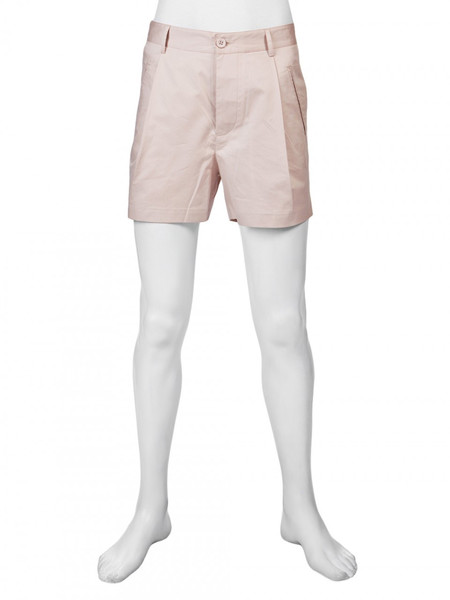 Unconditional Knife Pleat Shorts