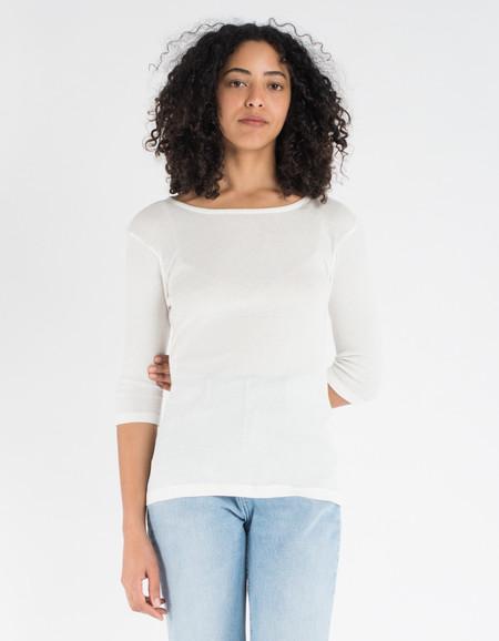 Just Female Vespa O-Neck Tee White