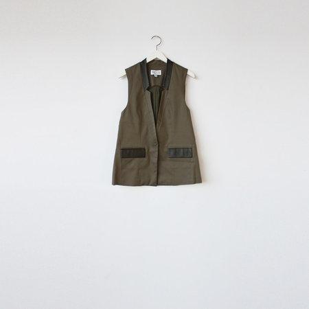 VINCETTA Notch Vest