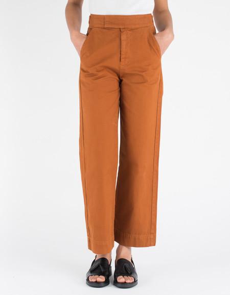 Lacausa Uniform Trouser Maple