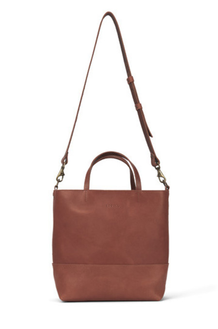 Lowell Atwater Cognac Outlaw Leather