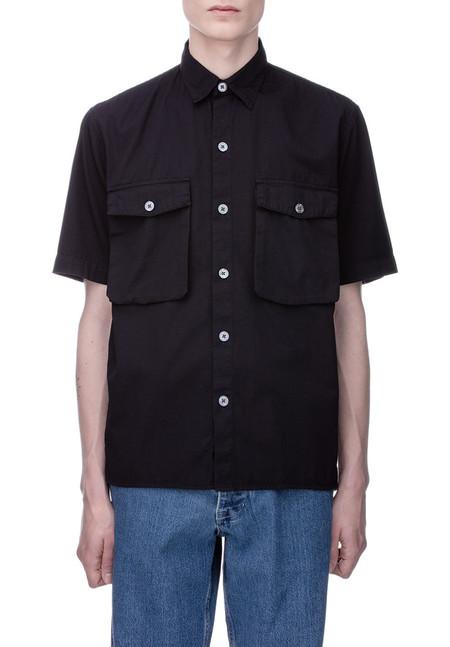 Our Legacy Uniform Shirt - Dark Navy Drill