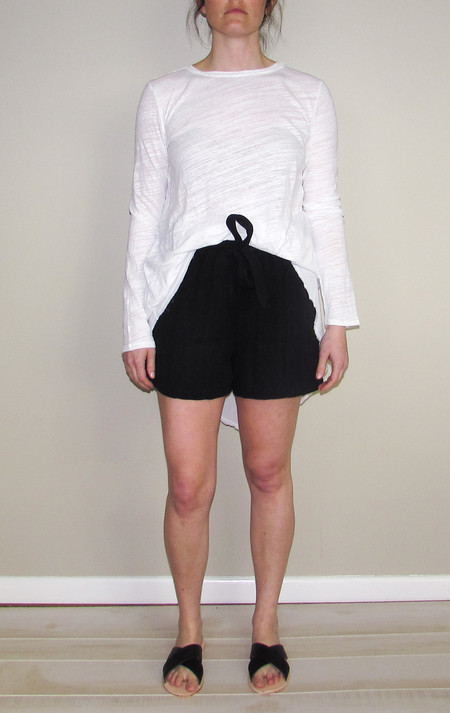 Oskar side of paradise shorts