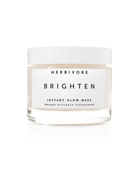 Herbivore Botanical Brighten Pineapple + Gemstone Mask