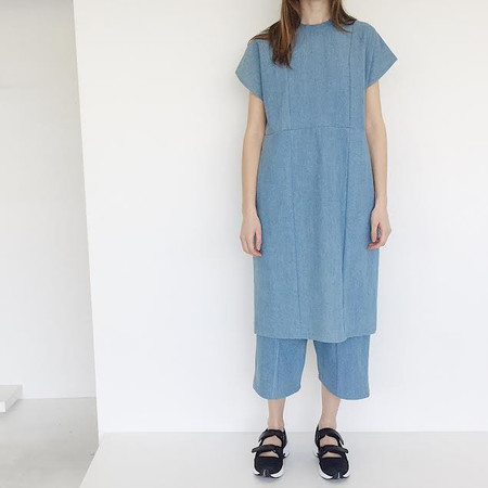 the general public Denim Covey Dress