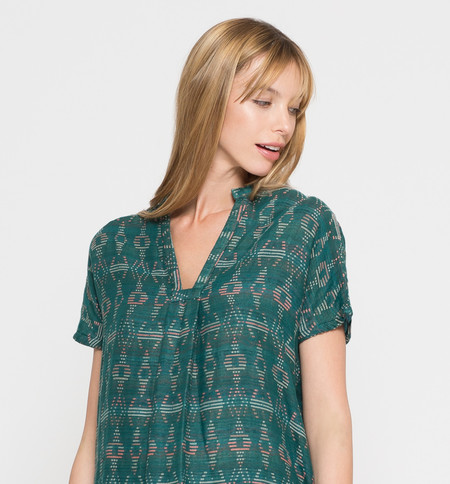 Ace & Jig Atwood Top Emerald
