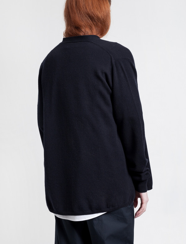Lemaire Draped Cardigan