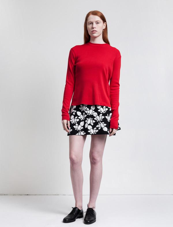 Acne Studios Materia A-Line Sweater