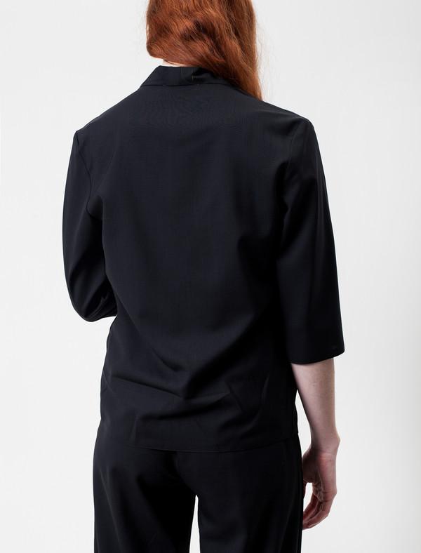 Stephan Schneider Shirt Escape Black