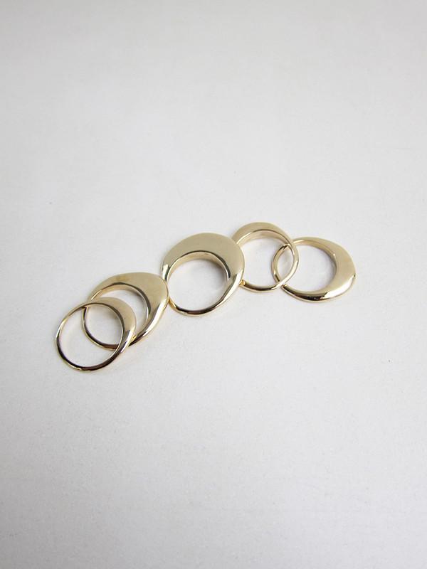Samma EZ Stack Rings, Bronze