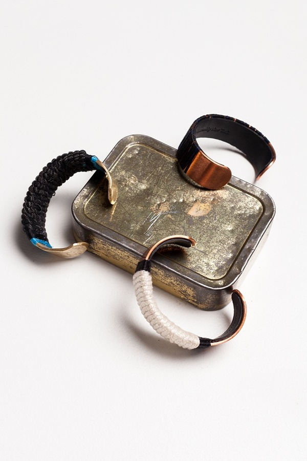 WWAKE Chain Wrapped Cuff