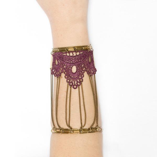 This Ilk Henna Bracelet
