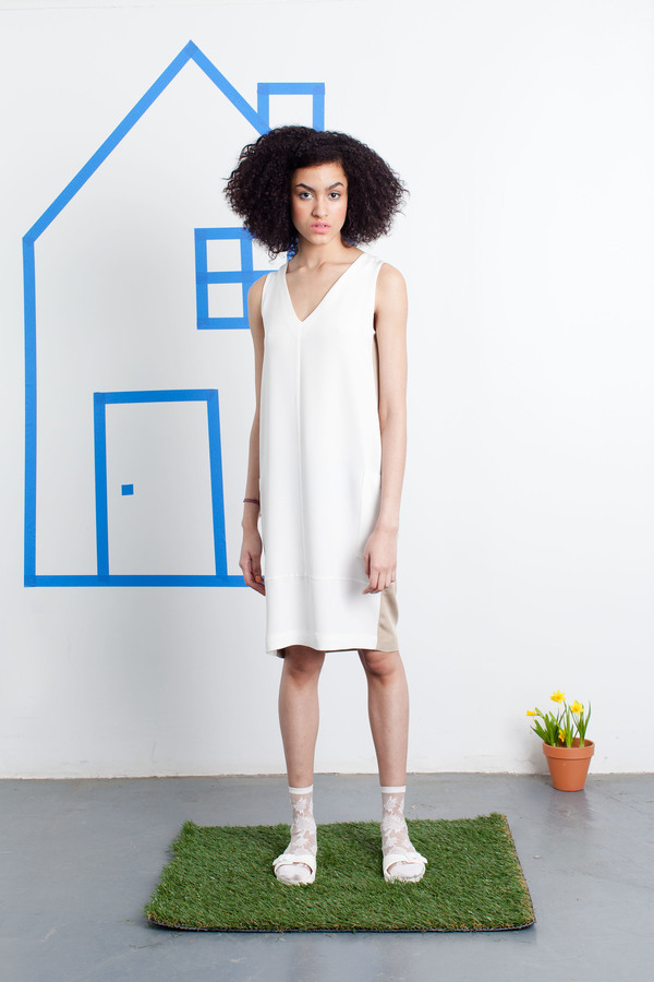 C. Keller Triad Dress