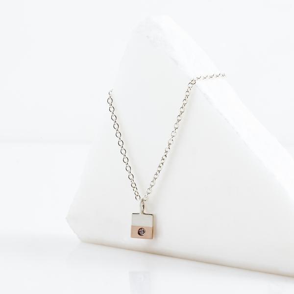 4779 Necklace No. 1 – 50-50