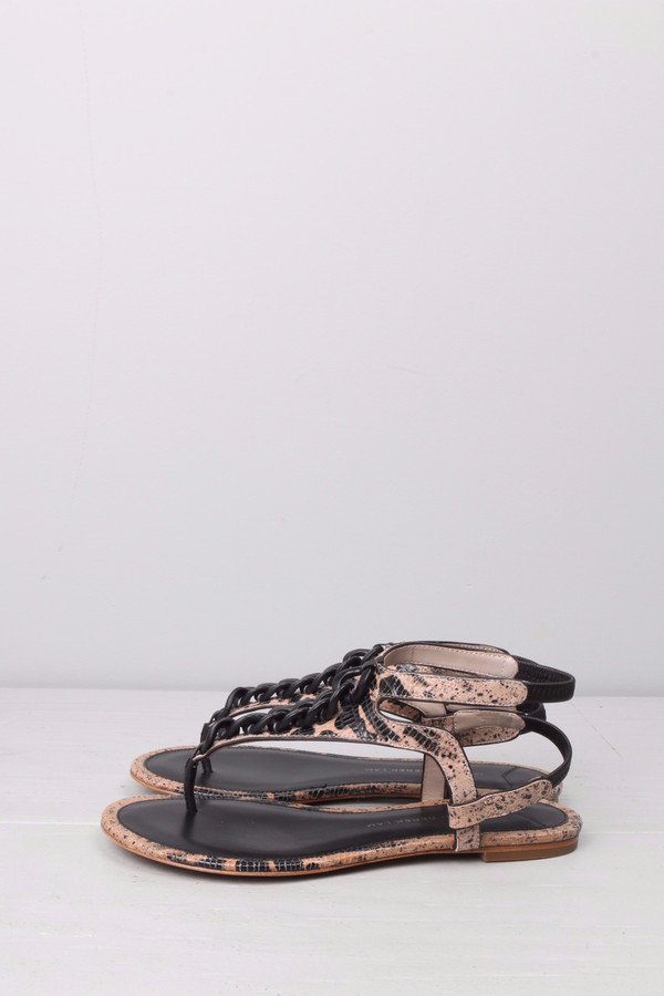 10 Crosby by Derek Lam Damast Sandal