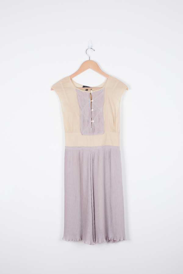 Cotélac Mauve Dress