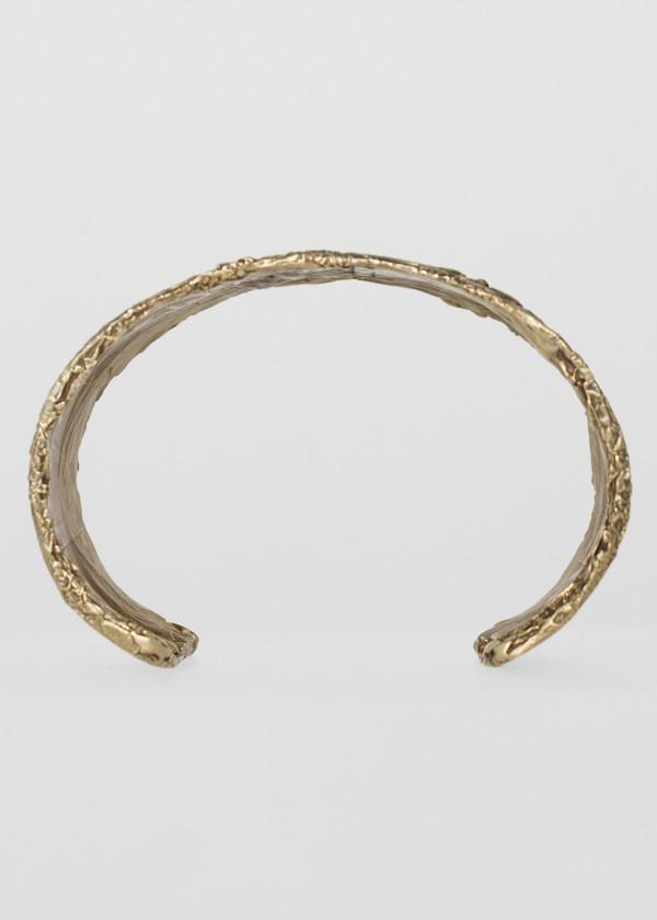 complexgeometries Big Cuff - brass