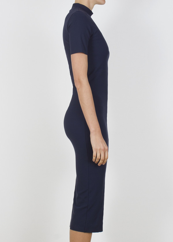 complexgeometries Grip Dress - navy