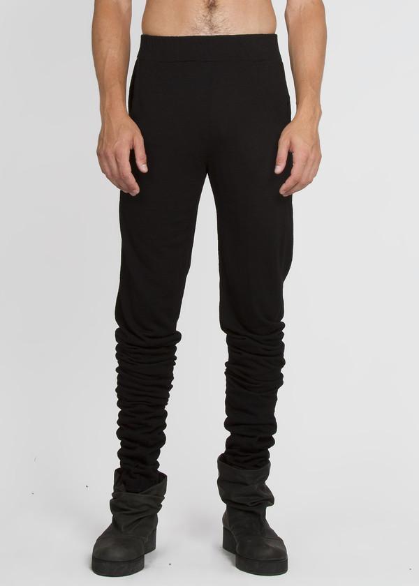 complexgeometries tall sweats | black