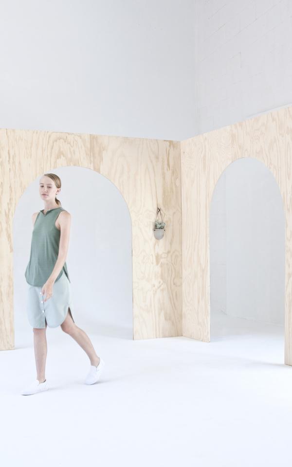 Wrk-shp Howell Skirt