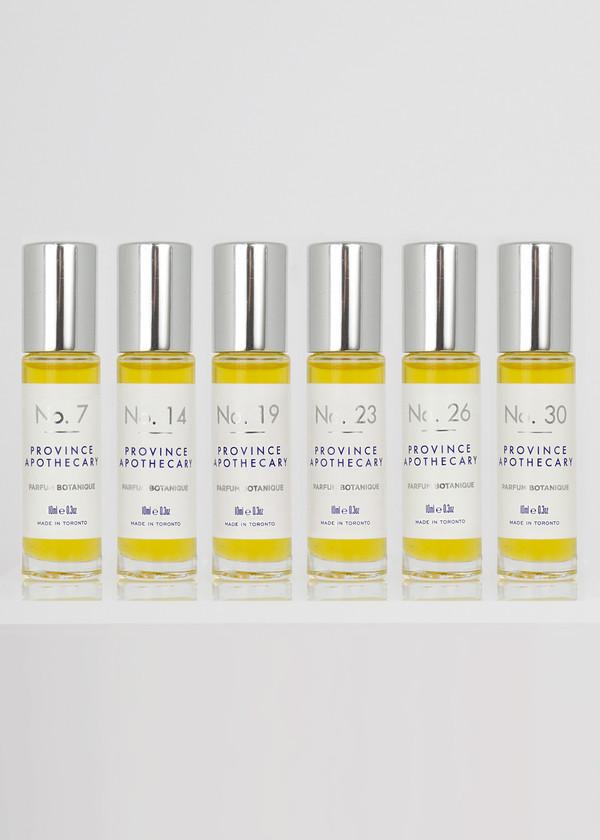 parfum botanique No. 23
