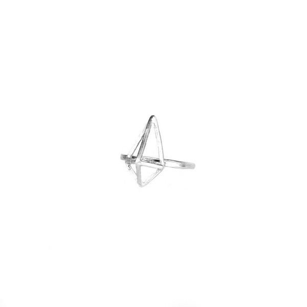 StillWithYou Contour Ring