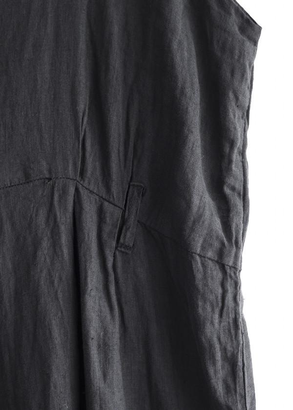 Black Crane Overall   Grey Black