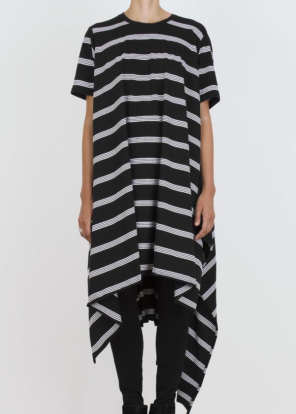 sheet t - b&w stripe