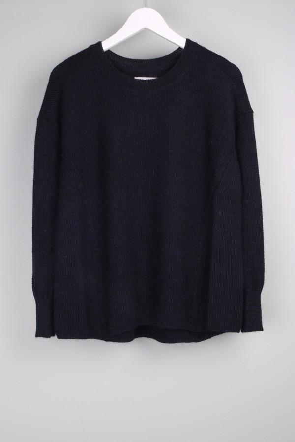 MiH Jeans Delmar Sweater Navy