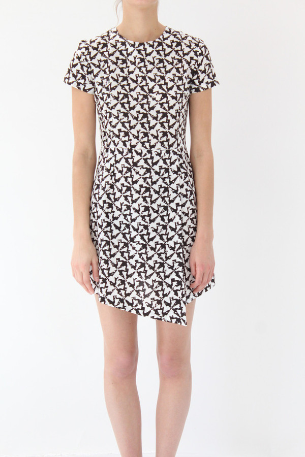 Diarte Mariana Dress Print