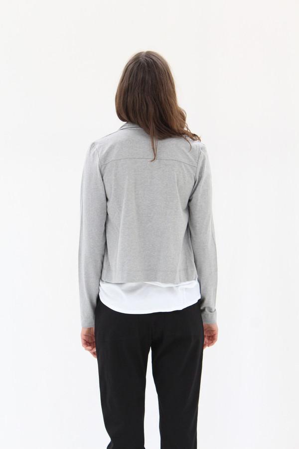 Kowtow Optical Jacket Gray