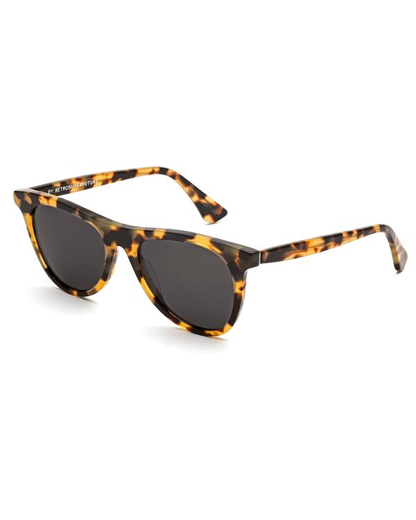 RetroSuperFuture Man Sunglasses in Sol Leon Tortoise