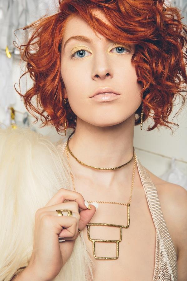 Nettie Kent Vavi Necklace