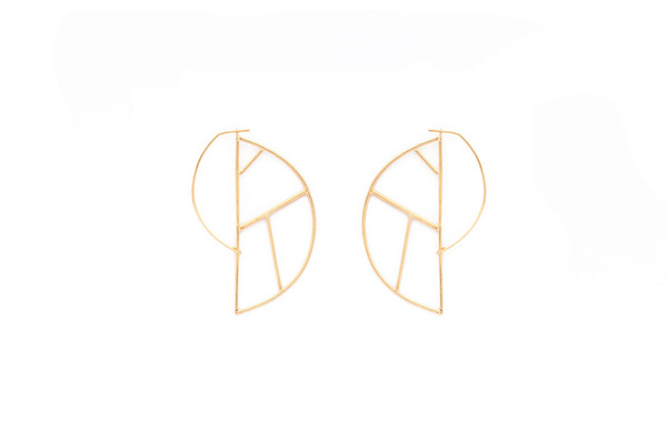 Psyche Arch Earring