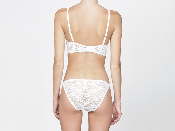 Lonely Blair Underwire Ivory