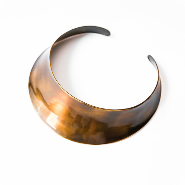 Bisjoux Curve Collar Necklace