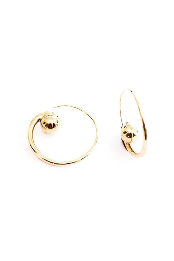 Bisjoux Large Dobi Earrings