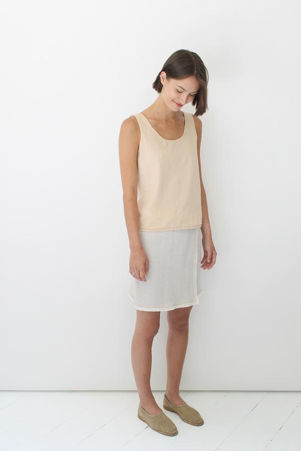 Delphine Luciana Skirt | Ash
