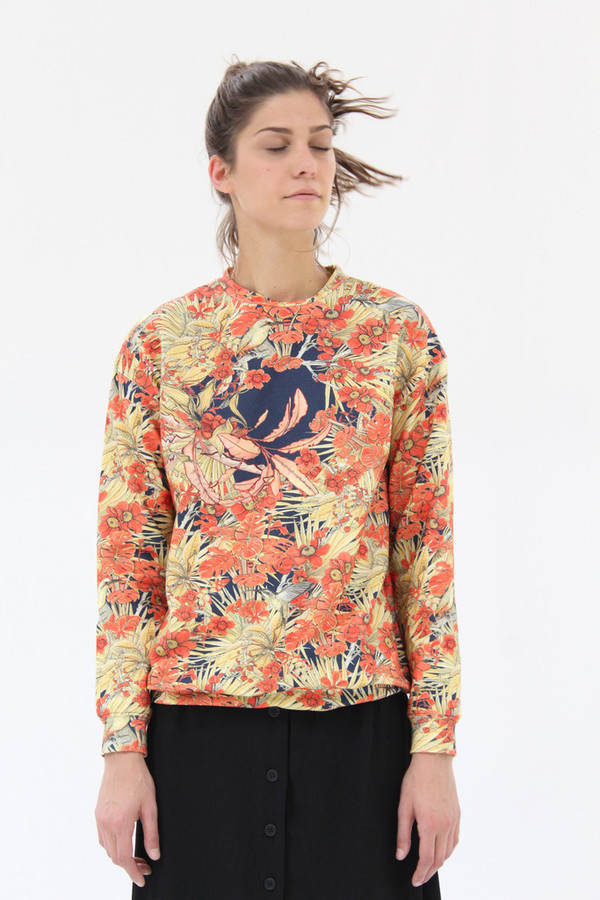 SWASH Sweatshirt Amazonia Pampas